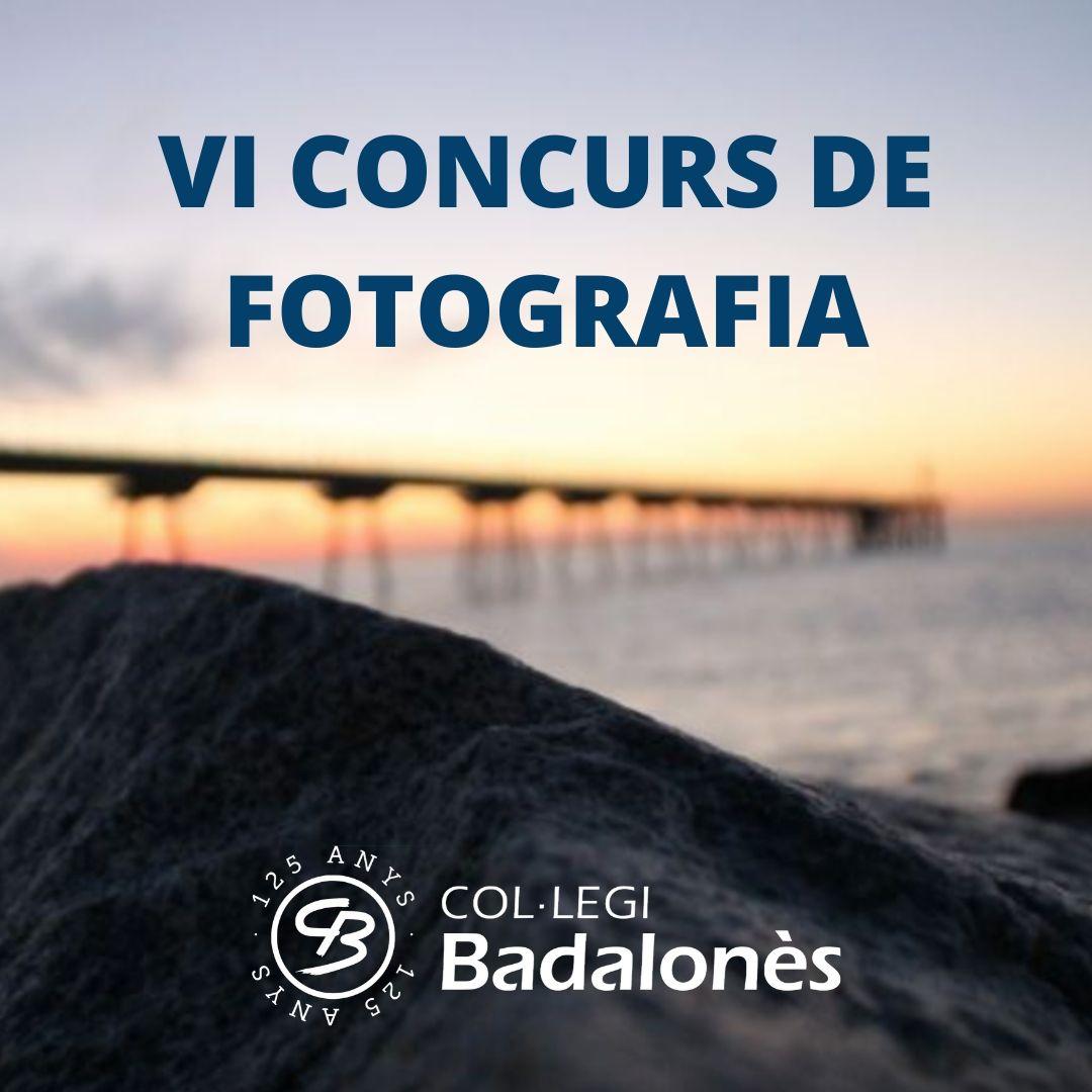 En marxa el VI concurs fotogràfic del col·legi